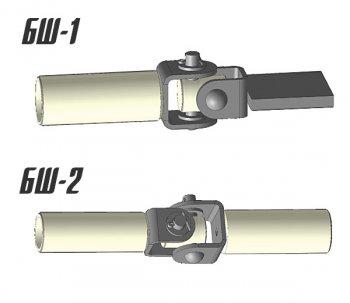Блоки шарнирные БШ-1, БШ-2